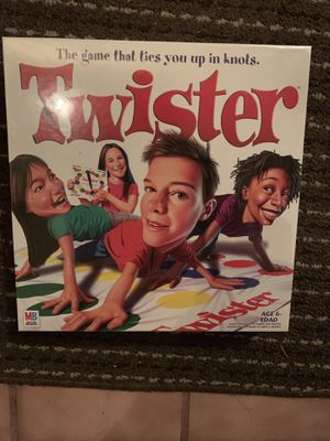 TWISTER Board Game for Sale in San Diego, CA