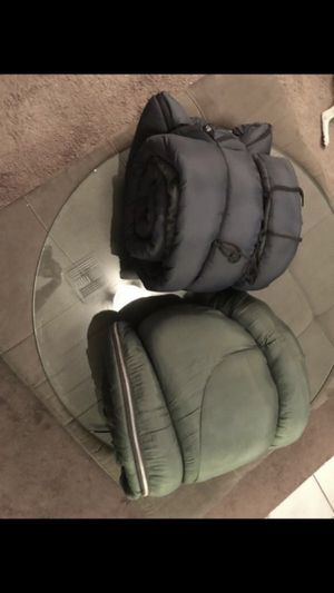 Free 2 sleeping bags with issues for Sale in Hollywood, FL