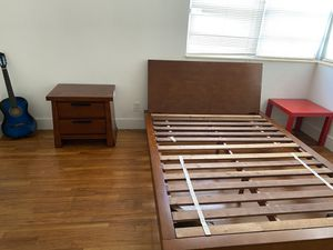 Free Queen Bed & Guitar included! for Sale in North Miami, FL