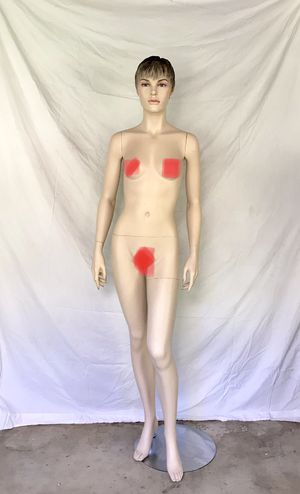 Full Sized Female Mannequin and Stand for Sale in Lake View Terrace, CA