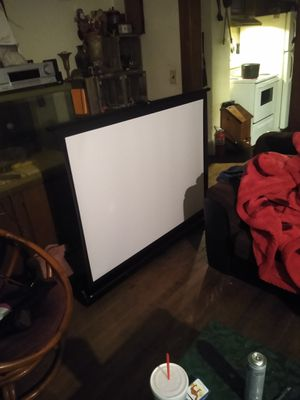 Projector screen for Sale in Kansas City, MO