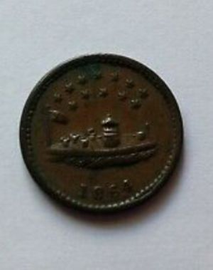 OUR NAVY Token $150 (OBO) for Sale in Melbourne, FL