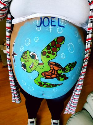 I do Belly painting ❤️ for Sale in Selma, NC