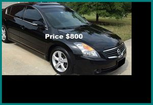 $8OO Only today! Nissan Altima for Sale in Wichita, KS