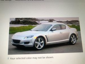Used MAZDA RX 8 for Sale in Union Park, FL