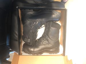 """5.11 Size 13 ATAC 8"""" shield boots Brand New for Sale in San Diego, CA"""