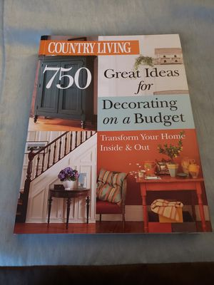 Decorating Book NEW for Sale in New Fairfield, CT