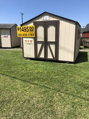 New And Used Shed For Sale Houston Offerup