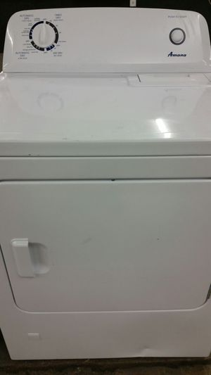 Nice Dryer 6 months warranty for Sale in Annandale, VA