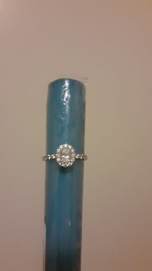 Genesis GIA certified Christopher Criss cut diamond engagement ring. for Sale in Forest Hills, TN