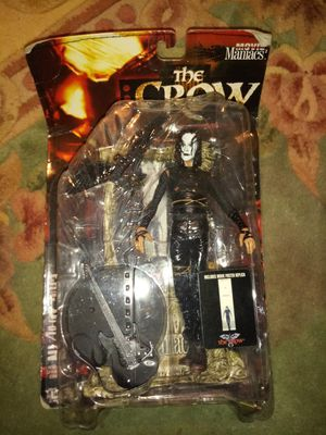 Crow action figure brand new for Sale in Cleveland, OH