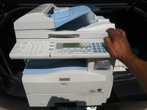 Ricoh, Aficio MP 201 SPF (printer,copier,fax) for Sale in St. Louis, MO