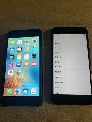 iPhone 7s plus y iPhone 6s plus for Sale in Woodbridge, VA