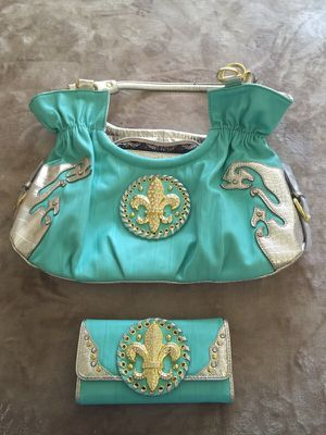 Brand new purse with matching wallet. for Sale in Scottsdale, AZ