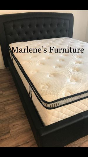 Queen Bed Frame Only for Sale in Corona, CA