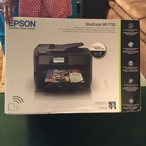 Epson 7720 printer/ sublimation for Sale in Fort Myers, FL