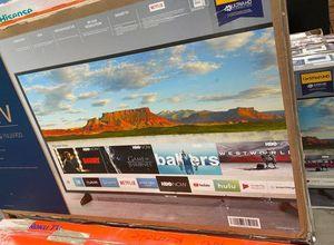 Samsung uhd tv 50 inch 📺📺📺 FGAHG for Sale in Houston, TX