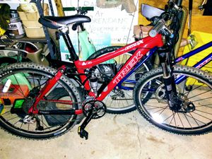 TREK fuel mountain bike for Sale in Hilliard, OH