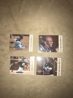 Michael Jordan Baseball Cards for Sale in Kissimmee, FL