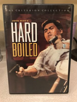 Hard Boiled criterion DVD for Sale in Los Angeles, CA