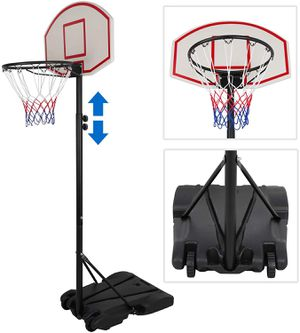 Basketball Hoop Backboard System Stand and Rim for Sale in Los Angeles, CA