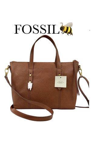 Authentic Fossil Jenna Leather Tote Bag (Brand New with Tags) for Sale in Surprise, AZ