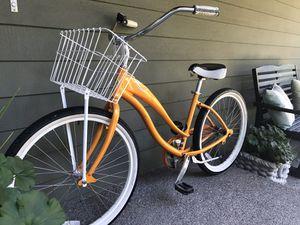 "Giant ""Simple"" Single Speed Ladies Beach Cruiser Bike (17"" Frame) for Sale in Portland, OR"