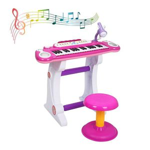 Musical Kids Electronic Keyboard 37 Key Piano with Microphone for Sale in Jacksonville, FL