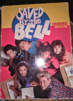 Save by the Bell DVD seasons 1 and 2 for Sale in Westgate, NY