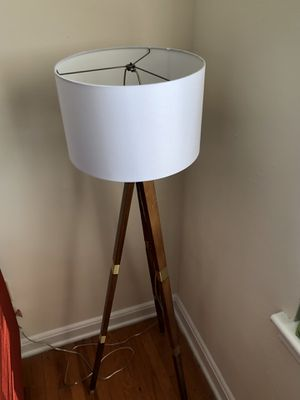 Threshold floor lamp for Sale in Raleigh, NC