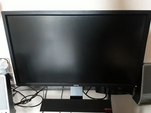 """Ben Q Gaming Monitor 27"""" for Sale in Fort Worth, TX"""