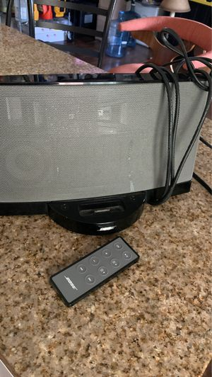 Bose speaker for Sale in Carlsbad, CA