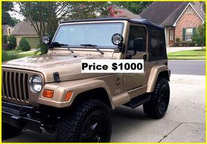 ֆ1OOO Jeep Wrangler for Sale in Anaheim, CA