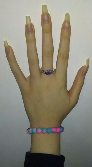 Exquisite Alexandrite Sterling Silver Ring! for Sale in Vancouver, WA