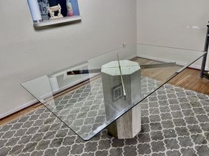 Glass Table for Sale in Manassas, VA