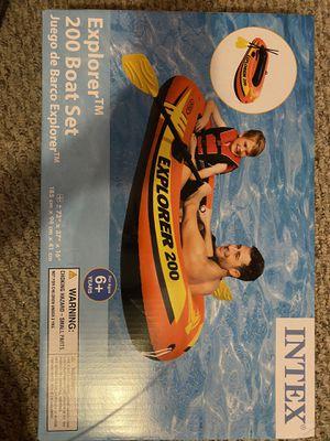 Explorer 200 Boat Set (New in Box) for Sale in Fort Belvoir, VA