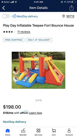 Bounce house/ brincolin for Sale in Long Beach, CA