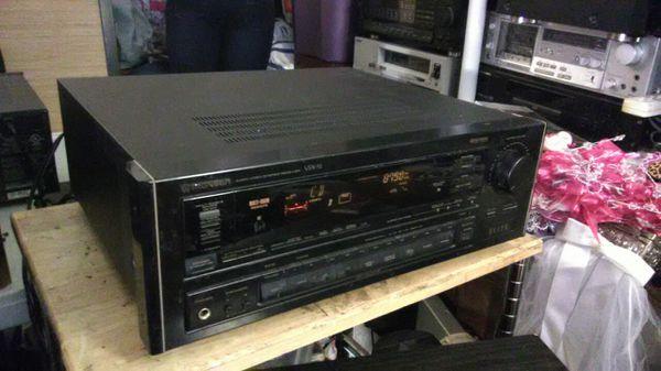 Pioneer elite stereo receiver 500 watt made japan 1995