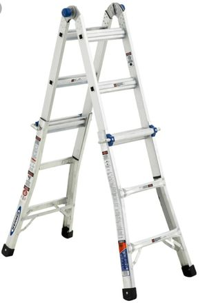 Werner 13 ft. Multipurpose Ladder for Sale in Seattle, WA