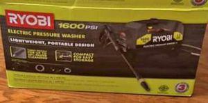 Ryobi electric pressure washer for Sale in Lithia Springs, GA