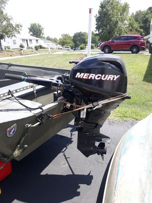 06 mercury 20hp 4stroke for Sale in Petersburg, VA