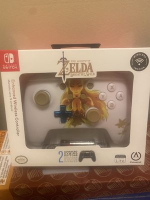 Nintendo Switch The Legend of Zelda Wireless Control for Sale in Hartford, CT