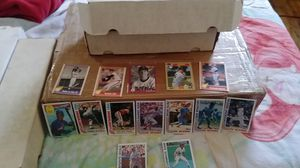 1000's of baseball cards. Needs to go i nees the space. for Sale in Carson, CA