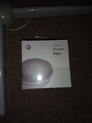 Google home mini for Sale in Maynard, MA