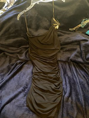 BLACK HOMECOMING/ COCKTAIL DRESS for Sale in Mobile, AL