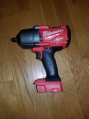 M18 FUEL Milwaukee wrench tool only 1400 torque for Sale in Revere, MA