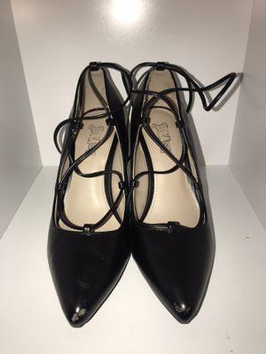 Black heels, size 7 for Sale in Hamilton Township, NJ
