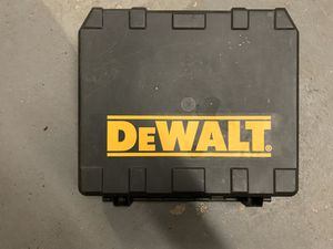 Dewalt 1/2 in drive for Sale in Windsor, CT