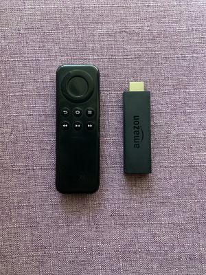 Amazon Fire tv stick with remote for Sale in Irving, TX