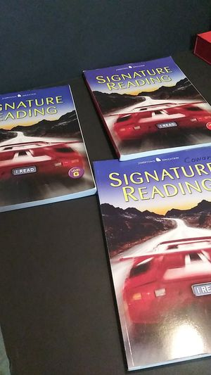Signature Reading work books for Sale in Zephyrhills, FL